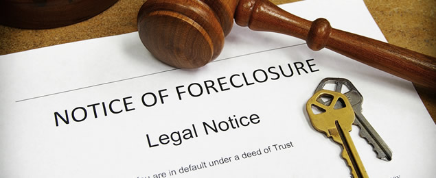 Inspect that deed in lieu of foreclosure agreement carefully