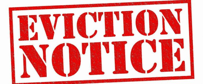 Yes, there is an eviction moratorium … sort of